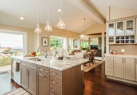 Image Of Kitchen Islands With Sink Outstanding Brown Rectangle Traditional Within Sinks
