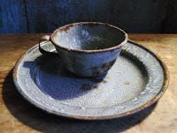 old farmhouse kitchen best primitive cup dinner plate gray