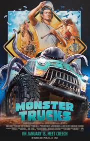 MONSTER TRUCKS | Movieguide | Movie Reviews For Christians
