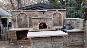 Checkmark Landscaping Wood Fired Brick Pizza Oven - Texas ... How To Make A Wood Fired Pizza Oven Howtospecialist Homemade Easy Outdoor Pizza Oven Diy Youtube Prime Wood Fired Build An Hgtv From Portugal The 7000 You Dont Need But Really Wish Had Ovens What Consider Oasis Build The Best Mobile Chimney For 200 8 Images On Pinterest