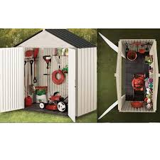 Rubbermaid Big Max Shed Shelves by 10 Best Affordable Garden Sheds To Buy This Summer Planted Well