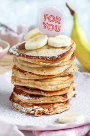 bananen pancakes klassisch einfach und lecker