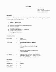 Sample Resume For Bank Jobs Freshers Best Of Job Fresher At