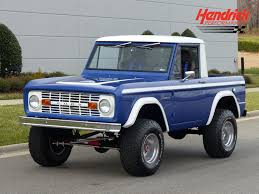 100 1969 Ford Truck For Sale Used Bronco At Hendrick Performance Serving Charlotte IID