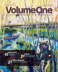 Volume One / Issue 5-2-18 By Volume One Magazine - Issuu