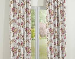 Simply Shabby Chic Curtain Panel by Shabby Chic Curtains Etsy