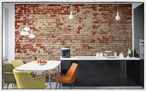 tapisserie pour cuisine papier peint de cuisine luxe tapisserie orange modele papier peint