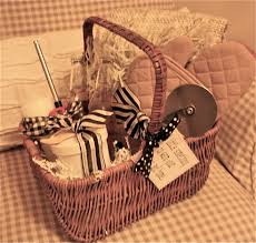 Notes From A Cottage Industry Housewarming Gift Basket