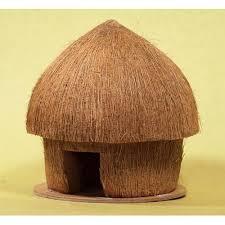 Handicraft Coconut Hut At Rs 250 Piece