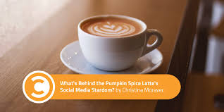 Pumpkin Spice Latte Mcdonalds Calories by What U0027s Behind The Pumpkin Spice Latte U0027s Social Media Stardom