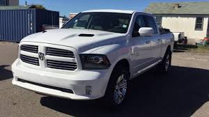 2017 White RAM 1500 Sport - YouTube 2001 Dodge Ram 1500 Sport Pickup Truck Item C2364 Sold Copper Limited Edition Joins 2017 Lineup Photo 2005 Srt10 Quad Cab Truck Red News Blog New 4d Crew In Yuba City 00016827 John 4x4 Possible Trade Custom Full Uautoknownet Adds Night Package Redesign Expected For 2018 But Current Will Ram Premier Chrysler Jeep 2016 Stinger Yellow Is The Pickup Version Of 2009 Picture 12 22 Automozeal Lightning Strike Vs Viper Bite Sport Truck Modif Trucks