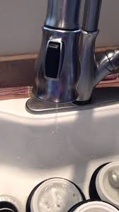 Delta Faucet 9178 Ar Dst Leland by Delta Leland Touch2o Kitchen Faucet 9178t Ar Dst Drips Youtube