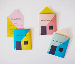 Printable Housewarming Invitations Moving Announcements