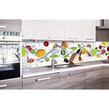 dimex line küchenrückwand folie selbstklebend gewürz 260 x