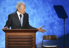 clint eastwood empty chair fallout tweets quotes memes and more