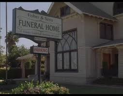 The Fisher & Sons Funeral Home from