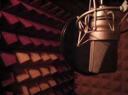 Recording Studio Mic Wallpaper