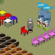 Habbo On Twitter This Red Chair Is The OLDEST Furni Still In Use Owned By Maestar From Finnish Hotel Tco I9Q4ZnxUVL To See