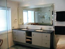 Mosaic Framed Bathroom Mirror by Bathrooms Design Large Frameless Wall Mirrors For Gym Mirror