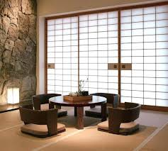 Japanese Dining Room Stunning Bamboo Tables S Japan Furniture Set