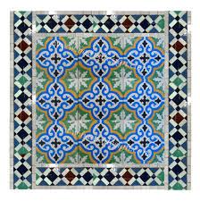 moroccan floor tile exle moroccan tiles los angeles