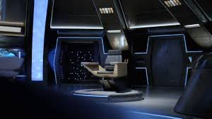 Star Trek Captains Chair by Watch Video Tour Of The U0027star Trek Discovery U0027 Bridge U2013 Trekmovie Com