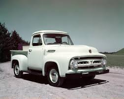 100 1953 Ford Truck Auction Results And Sales Data For F100