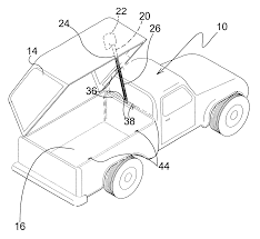 Patent US6749249 - Pickup Truck Cap Lift System - Google Patents 6 Modding Mistakes Owners Make On Their Dailydriven Pickup Trucks Used Truck Caps And Automotive Accsories Body Armor 4x4 Dsf5128 Bed Cap Mounted Crossbar Hilift Jack The Original Mechanic How To Remove A Pickup Truck Cap With One Topperking Tampas Source For Toppers Accsories Commercial World Are Vseries Topper Ez Lift Camper Mad Ind F150 Build Fuel Offroad Wheels Snugtop Cabhi 2009 Toyota Tundra Truckin Magazine Ez Lift Install Youtube Tent Psg Outfitters Kits Austin Tx Renegade Inc
