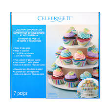 Wilton Decorator Preferred Fondant Michaels by Wilton Towering Tiers Cake Stand