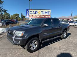 100 Used Toyota Tacoma Trucks For Sale 2012 In Tucson AZ Stock P19021