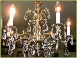 Remarkable Antique Brass Chandelier Made In Spain 57 For Your Home