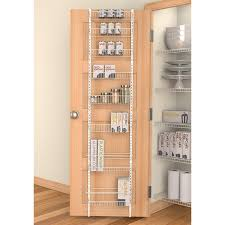 Pantry Door Storage Rack Sliding Closet Doors For Bedrooms Small