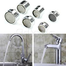 Aerator Faucet Standard Bubble Spray by Faucet Kitchen Aerator Types Admirable Female Reviews Online