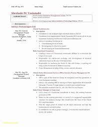 100 Agile Resume Methodology Testing Sample Inspirational Qa Sample