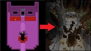 Minecraft Storage Room Design Ideas by Minecraft Toriels House Undertale Build Youtube Idolza