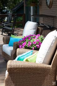 Wayfair Furniture Rocking Chair by My Outdoor Living Room With Wayfair In My Own Style
