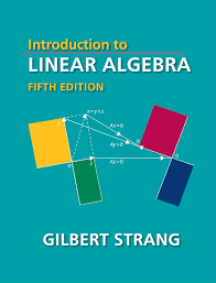 Introduction To Linear Algebra Fifth Edition 2016