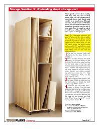 best 25 plywood storage ideas on pinterest garage shop lumber