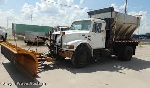 1996 International 4900 Dump Truck | Item DB8479 | SOLD! Jul...