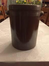 grand pot en grès ancien céramique porcelaine faïence