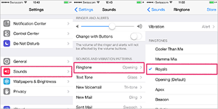 is how to set default ringtones on iPhone But what many users might want to know is how to set a song as a ringtone Many people may think of iTunes