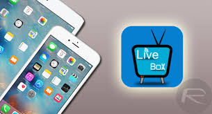Download LiveBox App For iOS 9 To Watch Live TV Stream iPhone