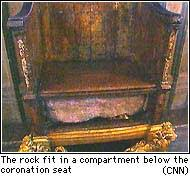 King Edwards Chair by Walk In Truth The Stone Of Destiny