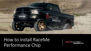 100 Truck Performance Chips How To Install RaceMe Chip