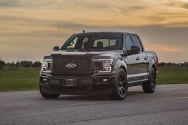 100 Ford Sport Truck Hennessey F150 HPE750 Supercharged Upgrade Hennessey Performance