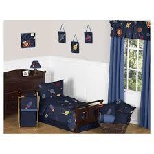 Navy Space Galaxy Bedding Set Toddler Sweet Jojo Designs Tar
