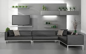 Modular Sofa Contemporary Leather Commercial