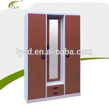 armoire bureau steel bureau wardrobe 3 door wardrobe with mirror godrej almirah
