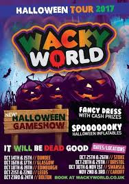 Halloween Books For Adults 2017 by A Giant Inflatable Halloween Course Is Coming To Swansea And