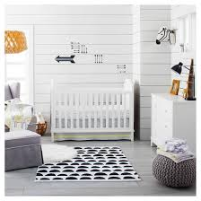 Crib Bedding Set Monkeys & Giraffes 4pc Cloud Island™ Yellow